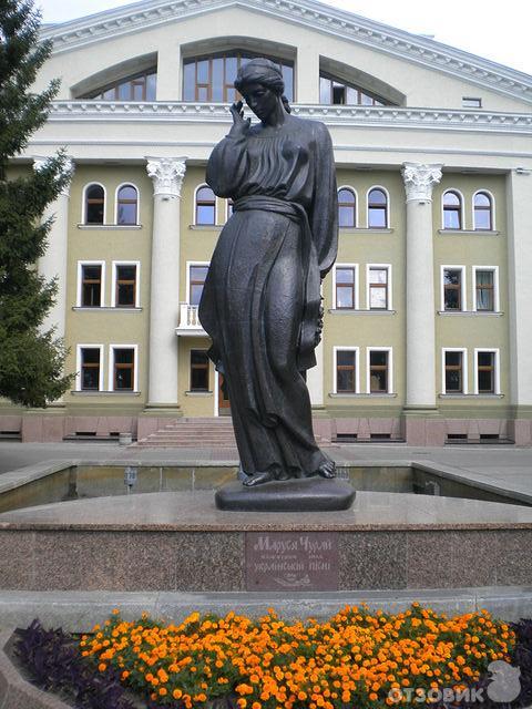 Маруся Чурай