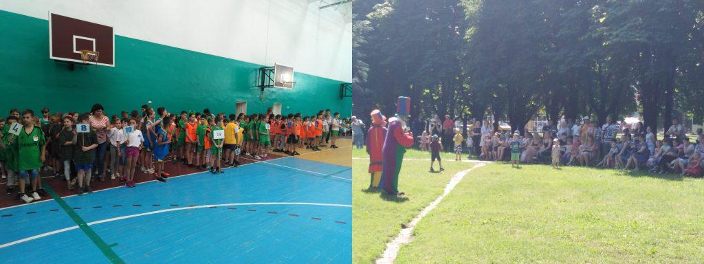 Відбулись заходи з нагоди відзначення Міжнародного дня захисту дітей