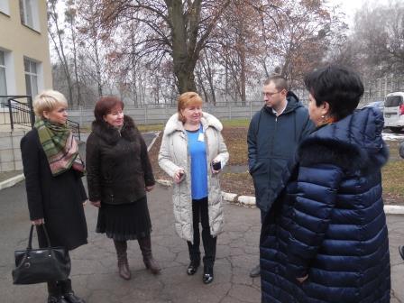 Про візит заступника Міністра соціальної політики Віталія Музиченка
