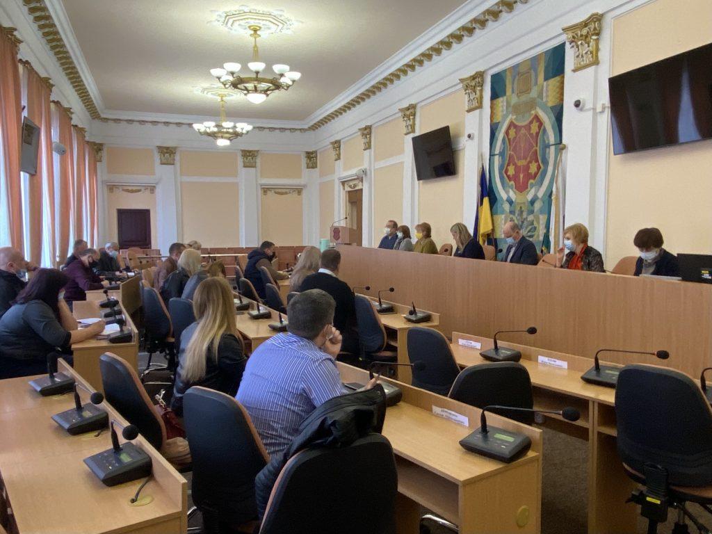 Зустріч старост старостинських округів з представниками управління соцзахисту населення, служби у справах дітей