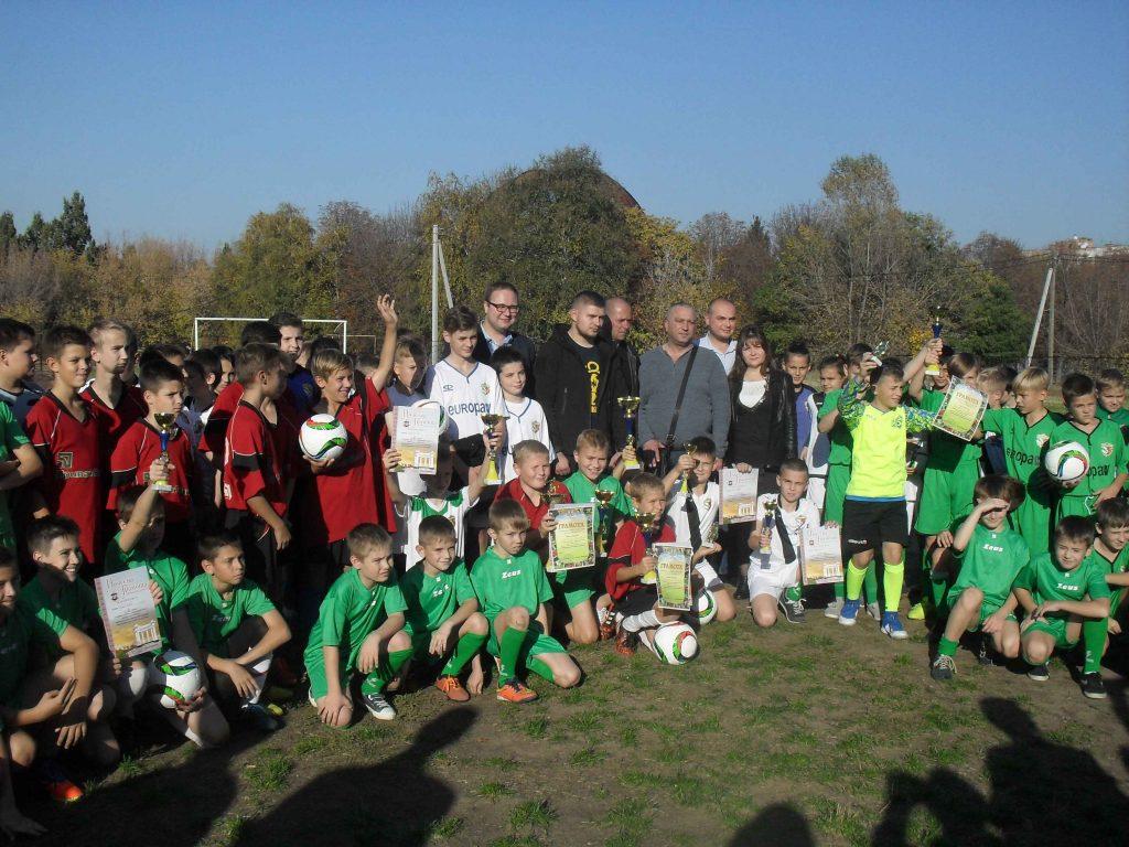 Відбувся турнір з футболу на призи районної ради
