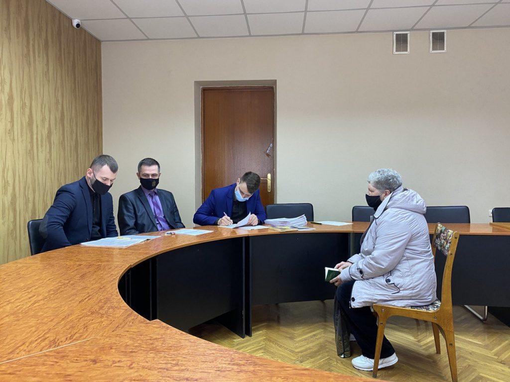 Новини адміністративної комісії